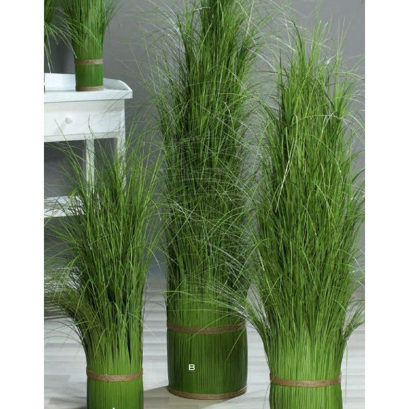 wolnostojąca sztuczna trawa różne rozmiary sztuczne rosliny