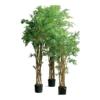 drzewko bambus wysoka jakość 160 cm 180 cm sztuczne drzewa