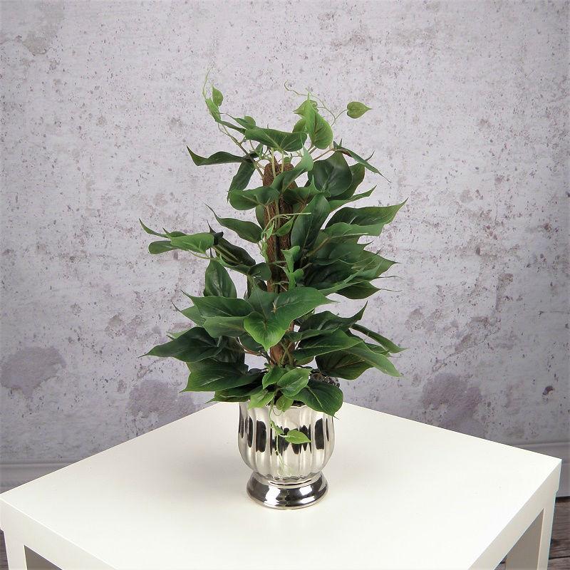 sztuczny Bluszcz z Podpórką z podpórka sztuczne rośliny wysoka jakość