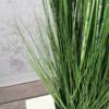 zbliżenie sztuczna trawa zebra