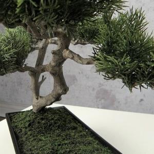 Sztuczny Bonsai w Donicy