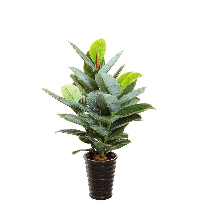 sztuczny krzew drzewko kauczukowe 120 cm