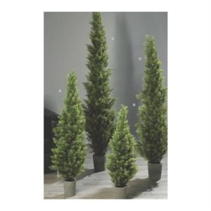 Drzewko Sztuczna Tuja 92 cm