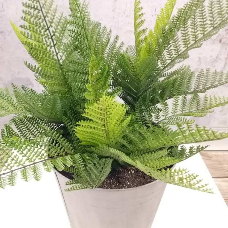 paproć sztuczne rośliny wysoka jakość