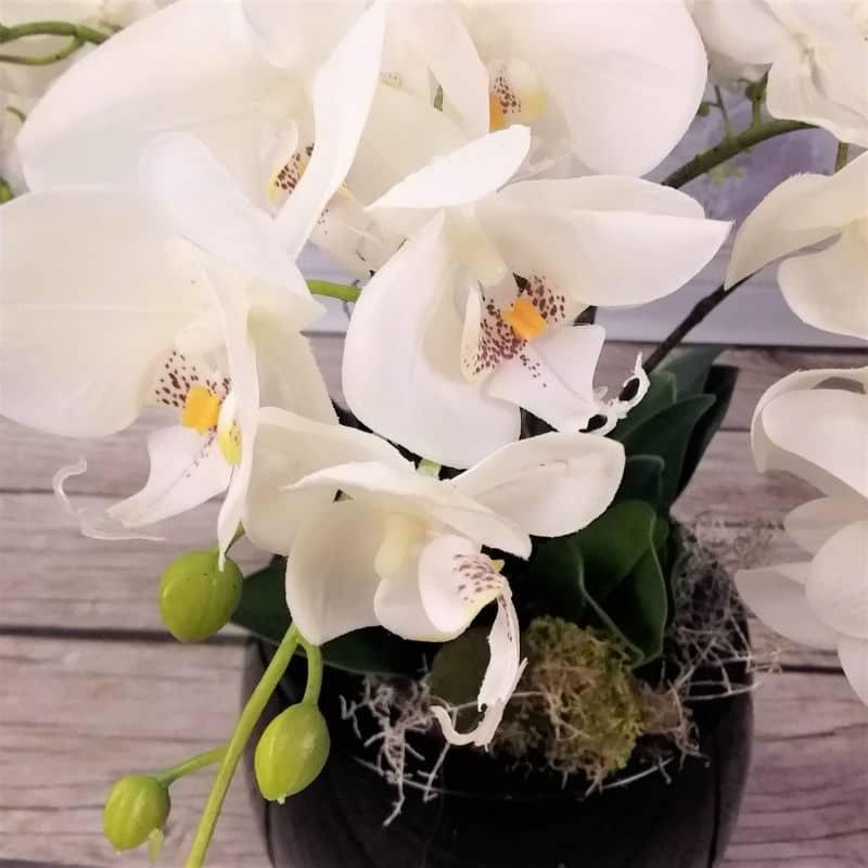 sztuczny storczyk orchidea