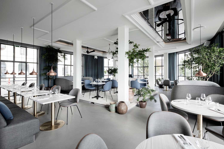 restauracje w stylu minimalistycznym