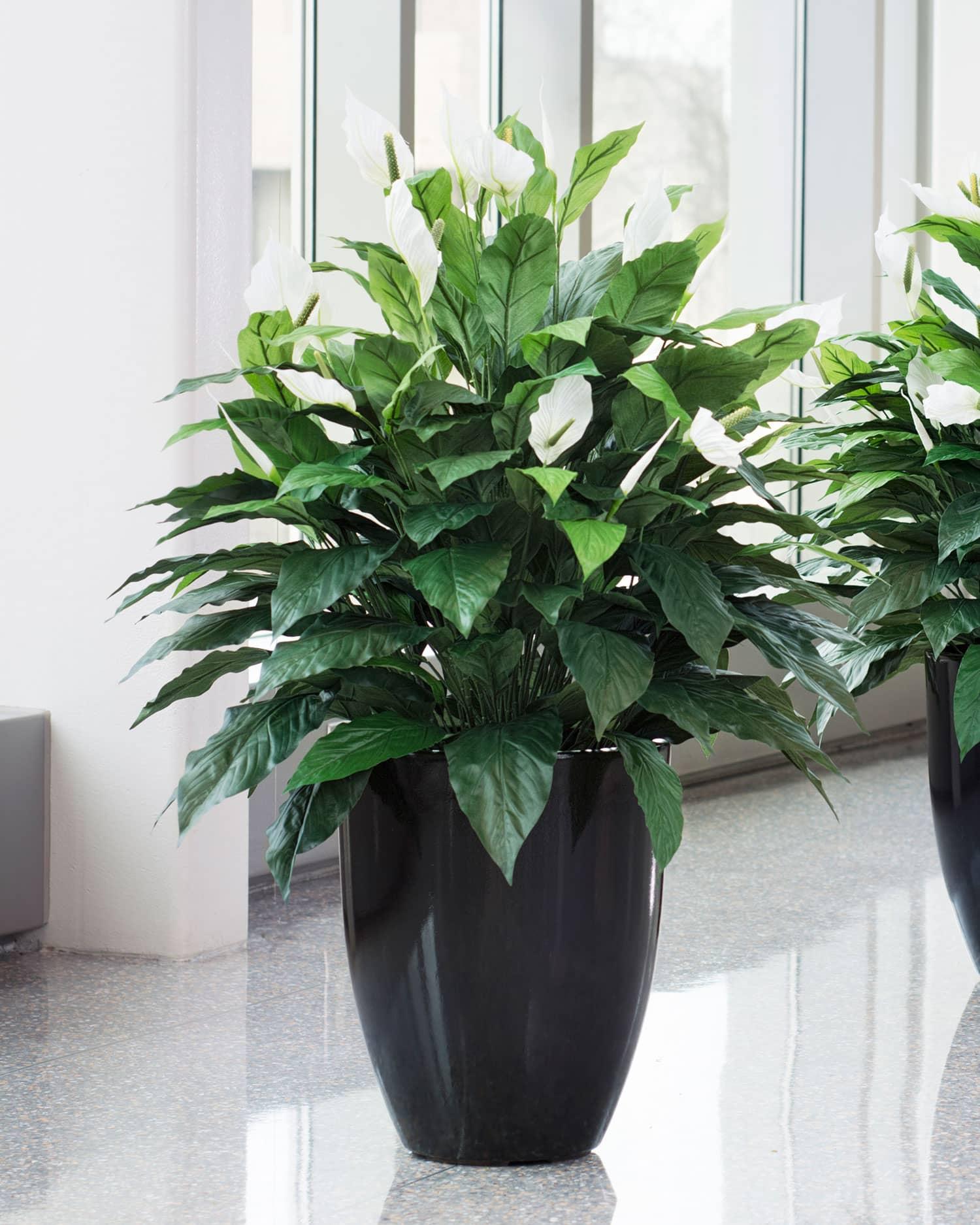 sztuczne rośliny wysokiej jakości