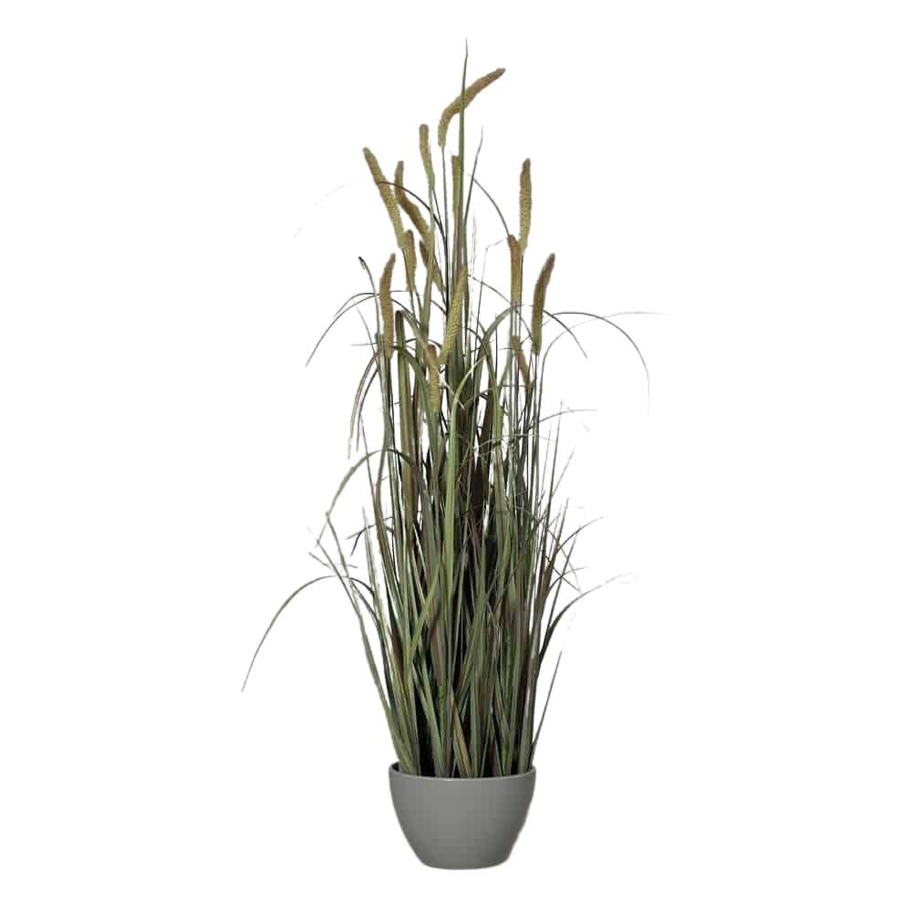 sztuczna trawa ozdobna z kłosami