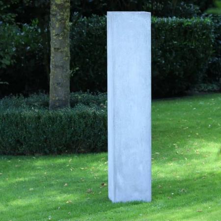 Cementowy Filar Pod Donicę 150 cm