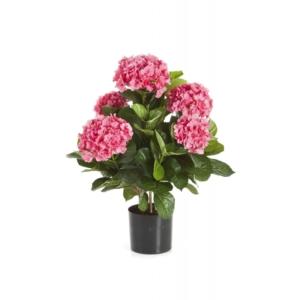 Sztuczna Hortensja różowa Produkt Premium