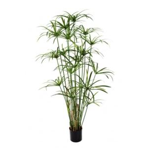 Sztuczna Roślina Papirus - Produkt Premium