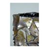 Donica z Perłowych Muszli SHELL brązowa a3