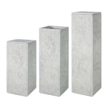 Donica Postument Division Plus Naturalny Beton p4