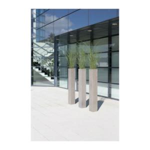 Donica Kolumna Division Plus Naturalny Beton
