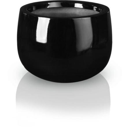Donica Misa Nero Fiber-Glass
