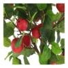 sztuczna jabłoń zbliżenie 160 cm