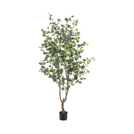 sztuczne drzewko eukaliptus