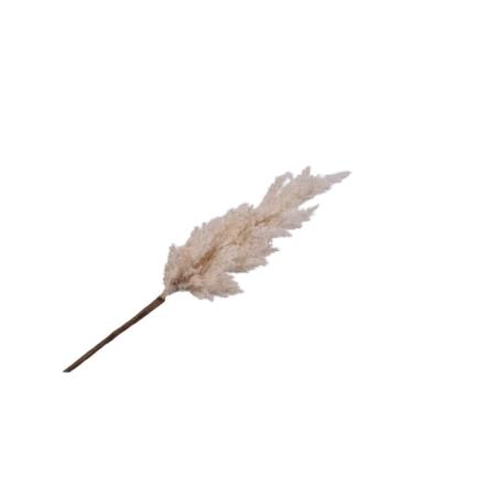 pióropusz kremowy 86 cm