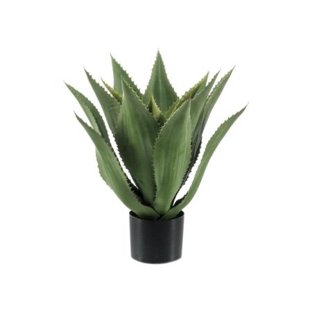 sztuczna agawa 55 cm